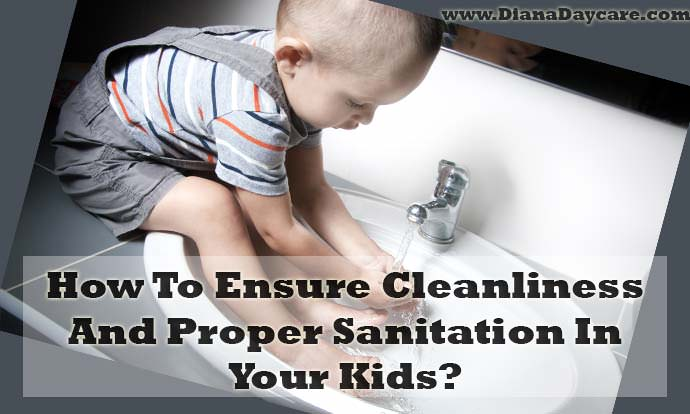 daycare sanitation and cleanliness