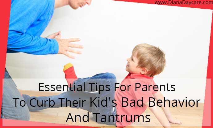 Kids bad behavior